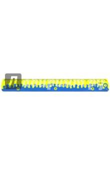 Линейка Colorful 30см: прорезиненный корпус (160072)Линейки<br>Линейка Colorful 30см с прорезиненным корпусом.<br>Срок годности не ограничен.<br>