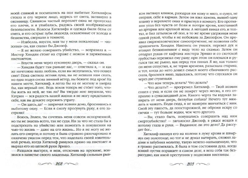 Иллюстрация 1 из 27 для Грозовой перевал - Эмили Бронте   Лабиринт - книги. Источник: Лабиринт