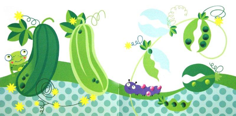 Иллюстрация 1 из 4 для Альбом пальчикового рисования. Сад и огород | Лабиринт - книги. Источник: Лабиринт