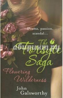 Обложка книги ForsyteSagaFloweringWilderness(8)