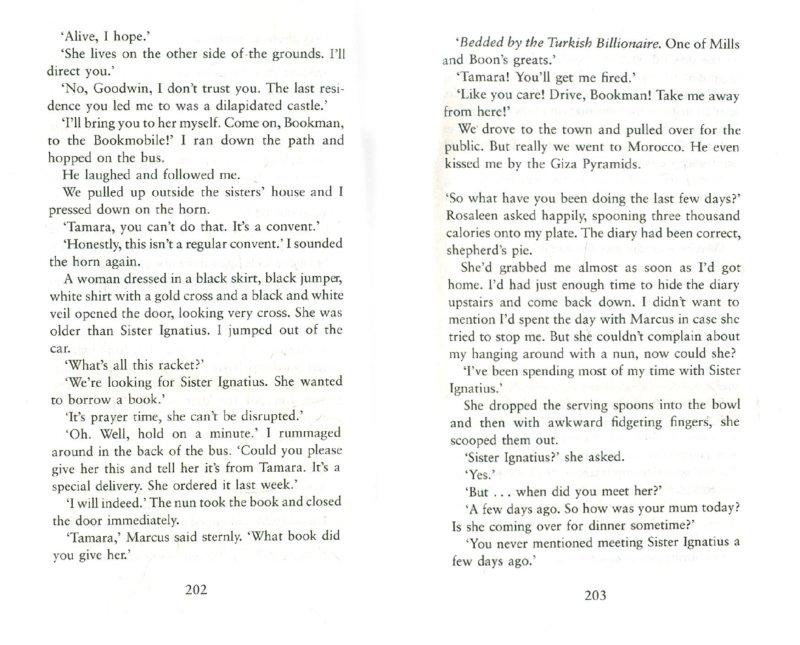 Иллюстрация 1 из 8 для The Book of Tomorrow - Cecelia Ahern | Лабиринт - книги. Источник: Лабиринт