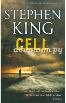 CellХудожественная литература на англ. языке<br>There is a reason why Stephen King is one of the bestselling writers in the world, ever. Described by John Connolly as utterly compelling and by the Daily Express as an author who can create an entire world and make the reader live in it, Stephen King writes stories that draw you in and are impossible<br>