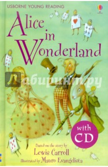 Attractive retelling of Lewis Carroll's story with evocative illustrations. Clear, engaging text to encourage independent reading with direct speech and speech bubbles. Part of Young Reading Series 2 for readers growing in confidence. The audio CD includes a dramatic listen-along recording with music and sound effects, followed by a read-along version with prompts for page turns.