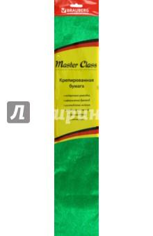 Бумага цветная поделочная, металлизированная, зеленая (124739)Другие виды цветной бумаги<br>Крепированная цветная бумага, металлизированная<br>Размер: 50х100 см.<br>Цвет: зеленый.<br>Предназначена для хобби, творчества и поделок.<br>Удлинение при натяжении до 35%.<br>Крепированная бумага может использоваться для:<br>- подарочной упаковки<br>- оформления букетов<br>- изготовления поделок<br>- создания коллажей<br>- декорирования<br>- аппликации<br>Сделано в Китае.<br>