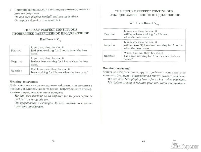 Иллюстрация 1 из 4 для Английская грамматика в таблицах и схемах - Александр Кузьмин | Лабиринт - книги. Источник: Лабиринт