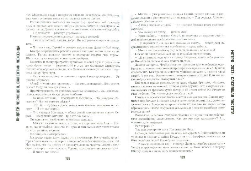 Иллюстрация 1 из 15 для Слепящая пустота - Чернецов, Леженда | Лабиринт - книги. Источник: Лабиринт