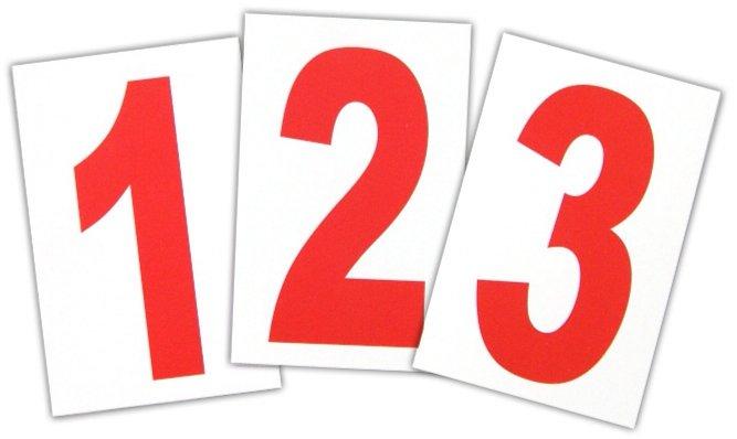 """Иллюстрация 1 из 6 для Комплект карточек """"Цифры"""" 5,5х8,5 см - Носова, Епанова   Лабиринт - книги. Источник: Лабиринт"""