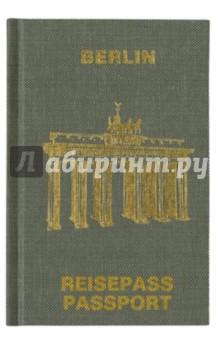 """Книга для записей """"Берлин"""".  (60576)"""