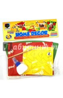 Набор №4 Фоторамка Крылатая красавица (100004)Конструирование рамок, коллажей и панно<br>Игрушка-набор для детского творчества Home Decor.<br>Набор для изготовления декоративной фоторамки.<br>В набор входит: набор катонных элементов, клей ПВА, кисть, инструкция.<br>Состав: картон, клей, дерево, пластмасса, бумага.<br>Рекомендовано детям старше 6-ти лет.<br>Сделано в России.<br>