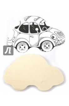 Доска под роспись и выжигание Автомобиль (Д-405)