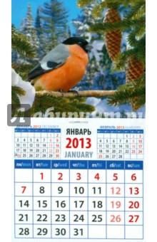"""Календарь 2013 """"Снегирь"""" (20319)"""