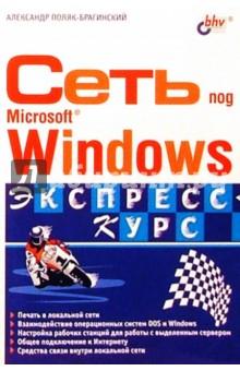 Поляк-Брагинский Александр Владимирович Сеть под Microsoft Windows