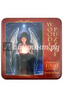 "Puzzle-1000 ""Ангел Рождества, Anne Stokes"" (10020)"