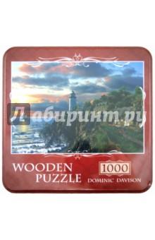 """Puzzle-1000 """"Закат на маяке, Dominic Davison"""" (10030)"""