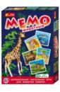 Настольная игра Животные. Мемо (1984)