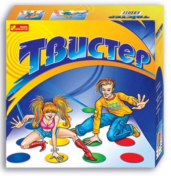 """Иллюстрация 1 из 4 для Игра """"Твистер"""" (3002)   Лабиринт - игрушки. Источник: Лабиринт"""