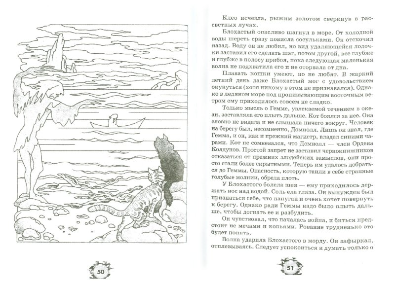 Иллюстрация 1 из 10 для Блохастый и Кошка-Пламя - Бэт Вебб   Лабиринт - книги. Источник: Лабиринт