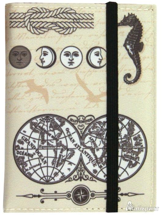 Иллюстрация 1 из 4 для Обложка для паспорта (Ps 1.140) | Лабиринт - канцтовы. Источник: Лабиринт