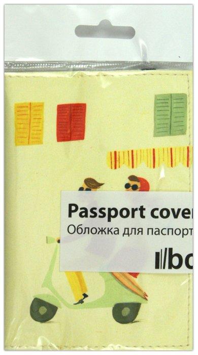 Иллюстрация 1 из 4 для Обложка для паспорта (Ps 7.5.10)   Лабиринт - канцтовы. Источник: Лабиринт