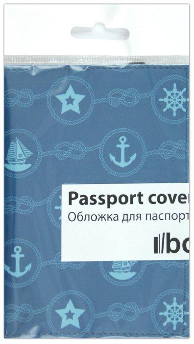 Иллюстрация 1 из 4 для Обложка для паспорта (Ps 7.5.12) | Лабиринт - канцтовы. Источник: Лабиринт