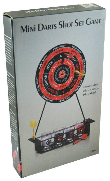 Иллюстрация 1 из 2 для Игра настольная Мини дартс (24933) | Лабиринт - игрушки. Источник: Лабиринт