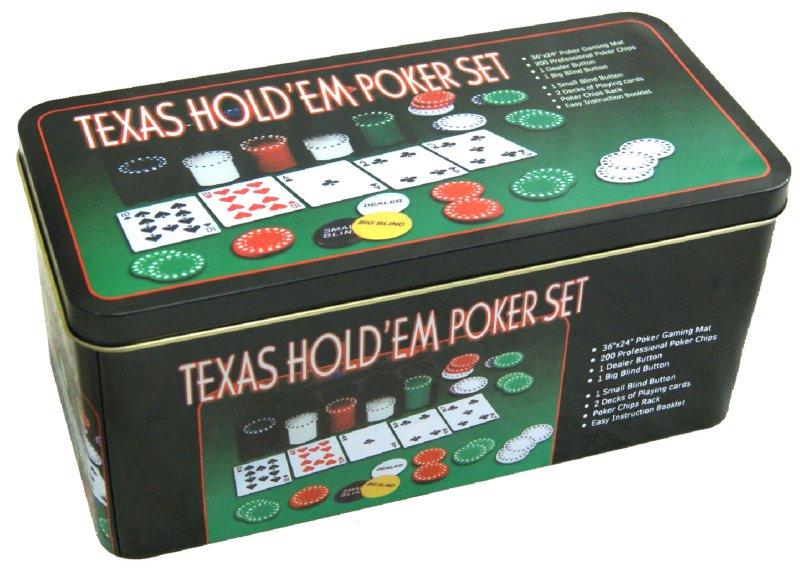 Иллюстрация 1 из 2 для Набор для игры в покер 200 фишек (24919) | Лабиринт - игрушки. Источник: Лабиринт