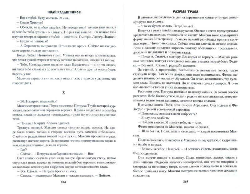 Иллюстрация 1 из 8 для Разрыв-трава - Исай Калашников   Лабиринт - книги. Источник: Лабиринт