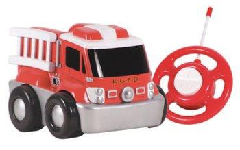 """Иллюстрация 1 из 2 для Машинка пожарная радиоуправляемая """"My first RC: GoGo Auto"""" (10421)   Лабиринт - игрушки. Источник: Лабиринт"""