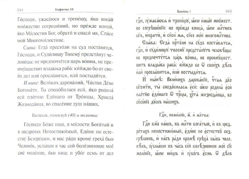 Иллюстрация 1 из 16 для Псалтирь учебная | Лабиринт - книги. Источник: Лабиринт