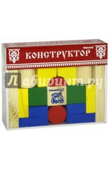 """Конструктор """"Цветной"""" 26 деталей (6678-26)"""