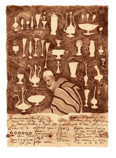 Иллюстрация 1 из 42 для Избранные рисунки В. Ерко к произведениям П.Коэльо - Владислав Ерко   Лабиринт - книги. Источник: Лабиринт