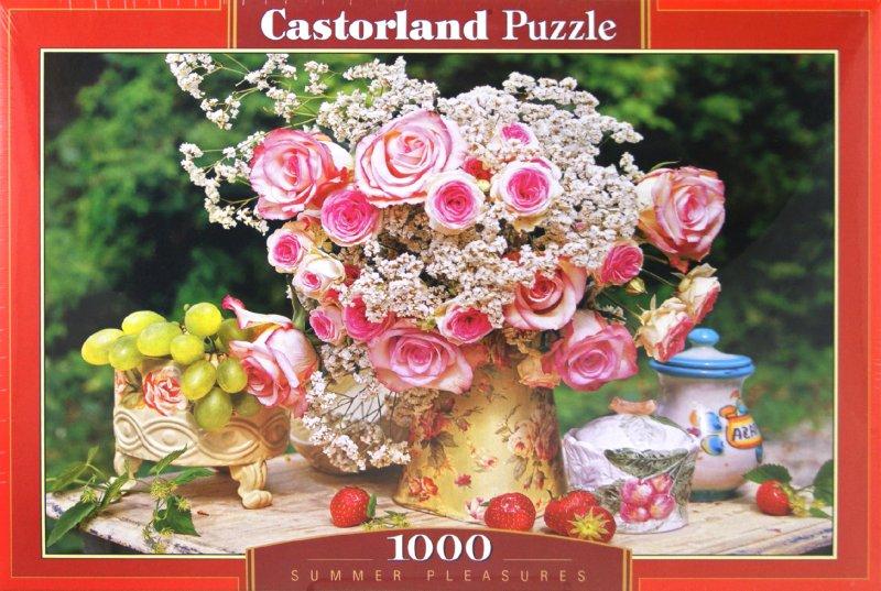 """Иллюстрация 1 из 4 для Puzzle-1000 """"Летние удовольствия"""" (C-102532)   Лабиринт - игрушки. Источник: Лабиринт"""