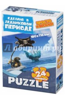 """Пазл-24 МИНИ """"Континентальный дрейф"""" (400304)"""