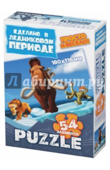 """Пазл-54 МИНИ """"Континентальный дрейф"""" (400216)"""