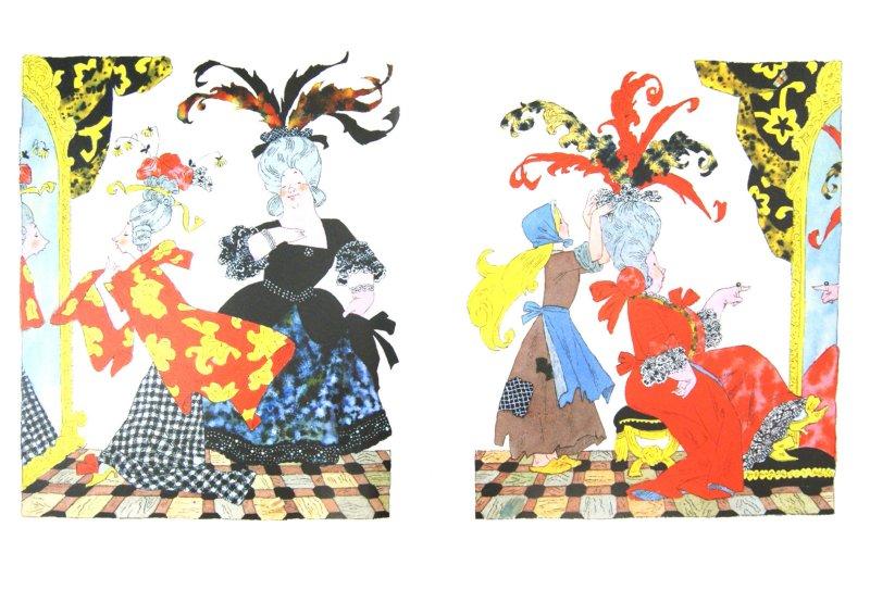Иллюстрация 1 из 47 для Золушка - Шарль Перро | Лабиринт - книги. Источник: Лабиринт