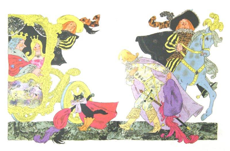 Иллюстрация 1 из 20 для Волшебные сказки - Перро, Гримм | Лабиринт - книги. Источник: Лабиринт