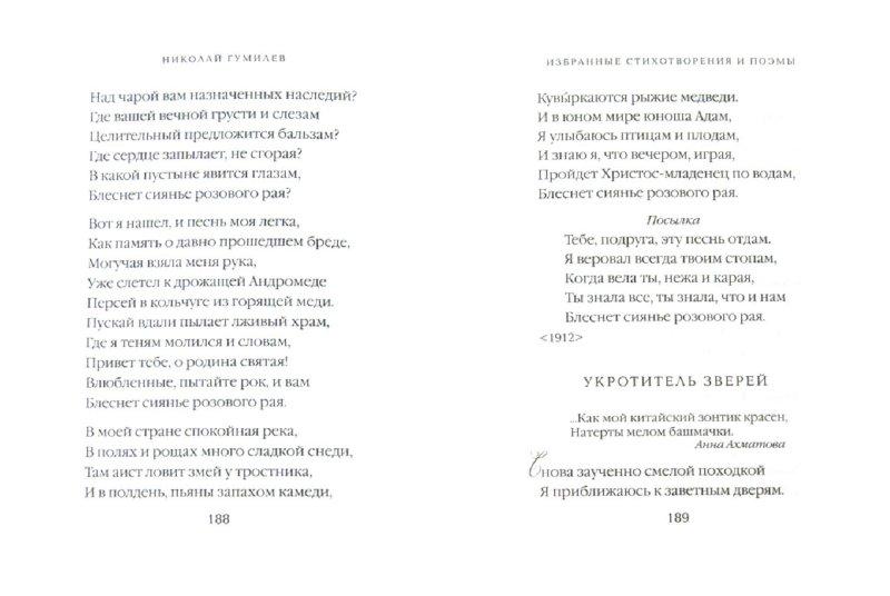 Анализ стихотворения «О тебе» Николая Гумилёва