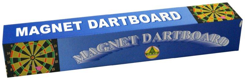 Иллюстрация 1 из 16 для Дартс магнитный с дротиками, в коробке (1222) | Лабиринт - игрушки. Источник: Лабиринт
