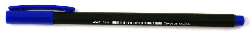 Иллюстрация 1 из 2 для Ручка капиллярная синяя (AV-FL01-3) | Лабиринт - канцтовы. Источник: Лабиринт