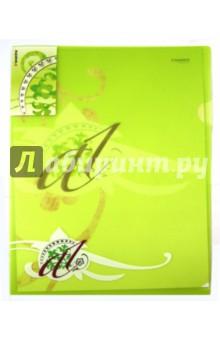 """Папка-уголок """"Fashion"""" жесткая, А4, в ассортименте (O620101FSMX)"""