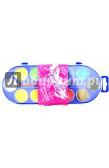 """Краски акварельные 12 цветов """"City Angels"""" (S1401CI) AVANTRE"""