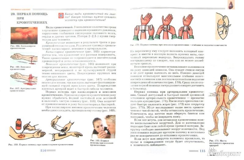 Иллюстрация 1 из 10 для Биология. Человек и его здоровье. Учебник для 9-го класса общеобразовательных уч. заведений. ФГОС - Никишов, Богданов | Лабиринт - книги. Источник: Лабиринт