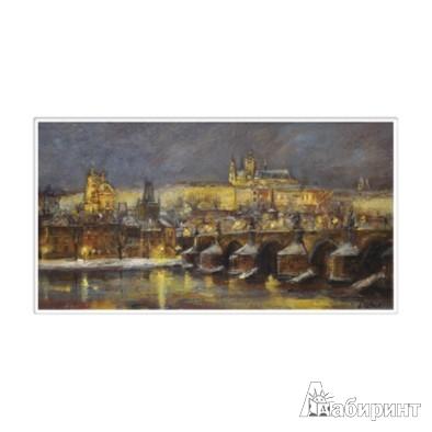 Иллюстрация 1 из 5 для Календарь 2013. Prague in Oil Painting/Прага   Лабиринт - сувениры. Источник: Лабиринт