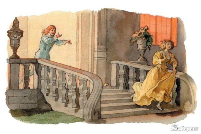 Иллюстрация 1 из 21 для Сказки - Шарль Перро | Лабиринт - книги. Источник: Лабиринт