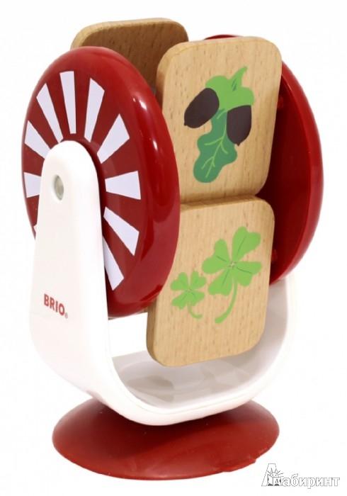Иллюстрация 1 из 5 для Развивающая игрушка, карусель с картинками (30454) | Лабиринт - игрушки. Источник: Лабиринт