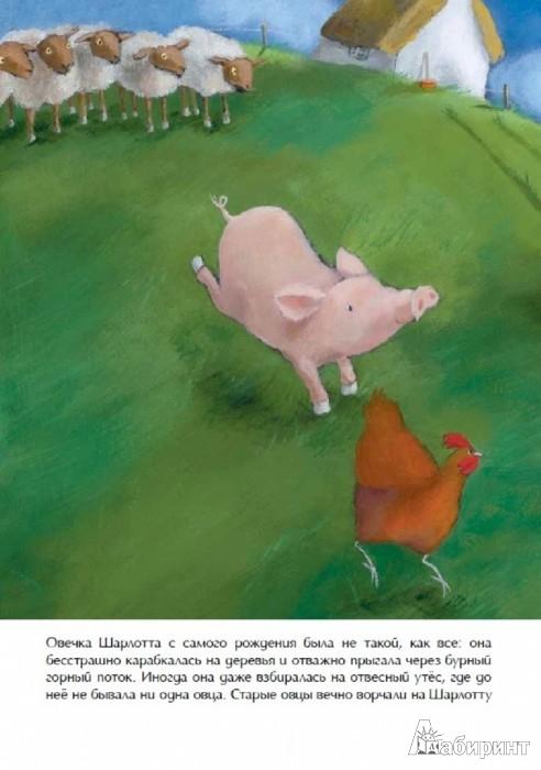 Иллюстрация 1 из 5 для Овечка Шарлотта и ее друзья - Ану Штонер   Лабиринт - книги. Источник: Лабиринт