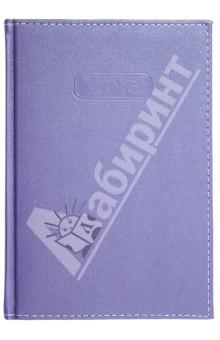 """Ежедневник датированный """"NP PU"""" фиолетовый (25645)"""