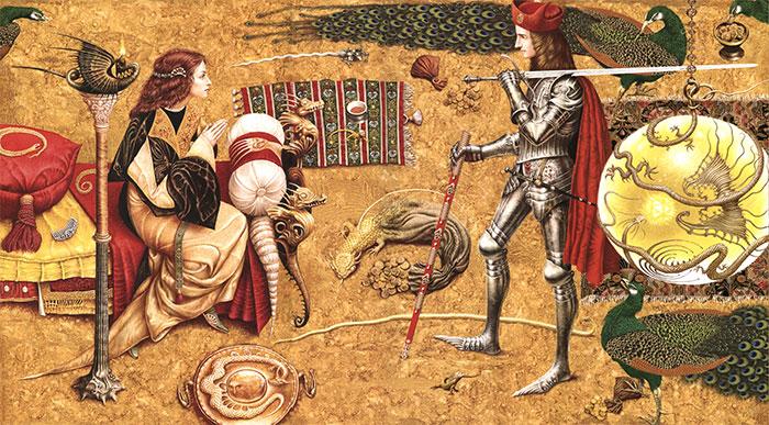 Иллюстрация 1 из 6 для Сказки Туманного Альбиона | Лабиринт - книги. Источник: Лабиринт