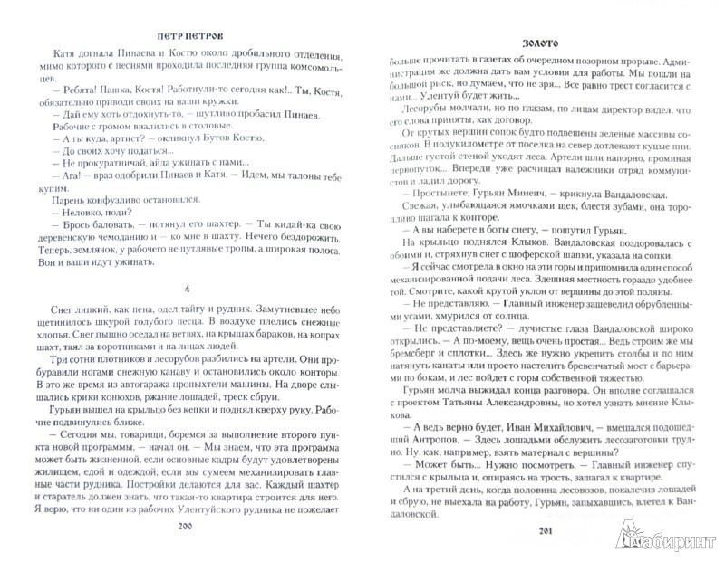 Иллюстрация 1 из 9 для Борель. Золото - Петр Петров   Лабиринт - книги. Источник: Лабиринт
