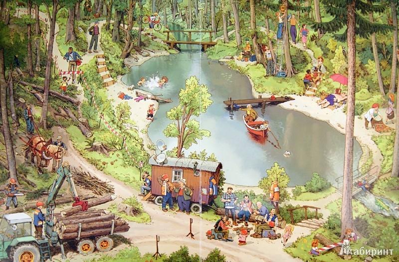 Иллюстрация 1 из 45 для За городом - Гёбель, Кнорр | Лабиринт - книги. Источник: Лабиринт